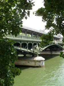 Double-decker bridge!